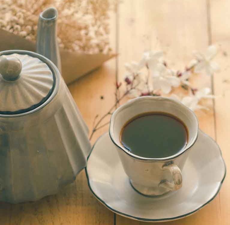 Чашка чая на каждый день