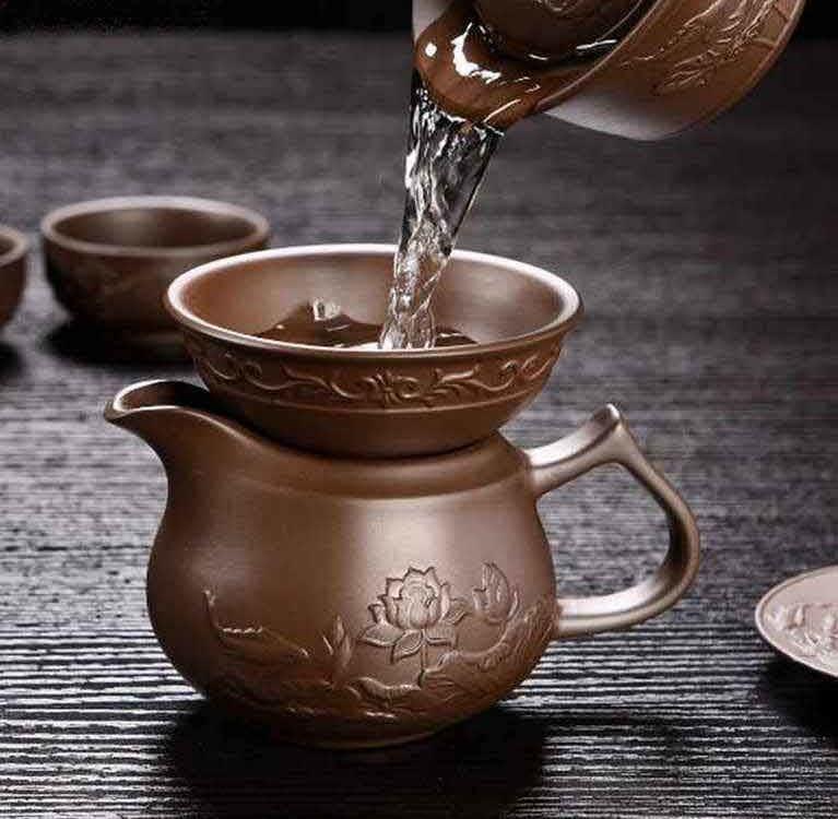 Разделение воды чая странный, но полезный термин