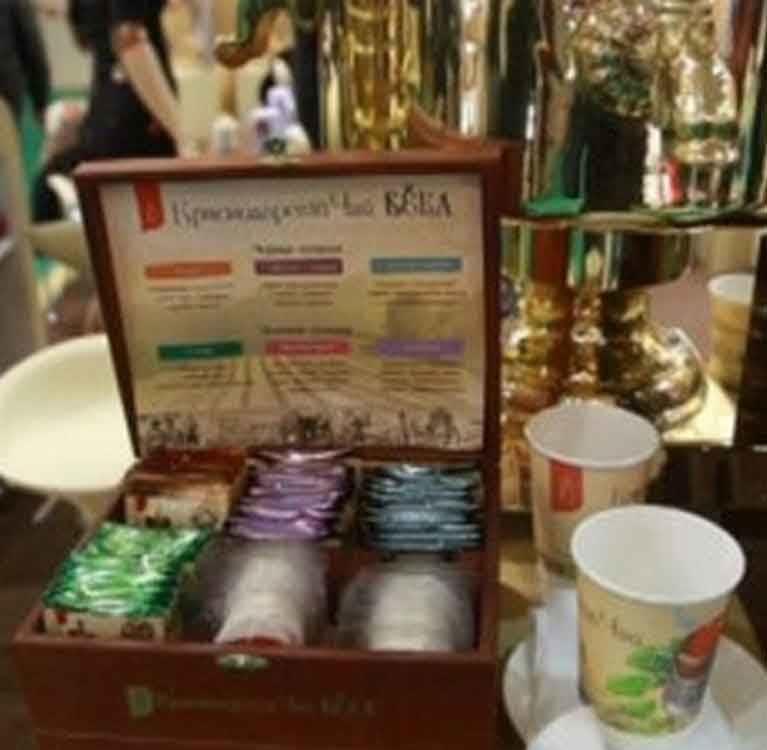 Сочинский чай получил награды от международных экспертов