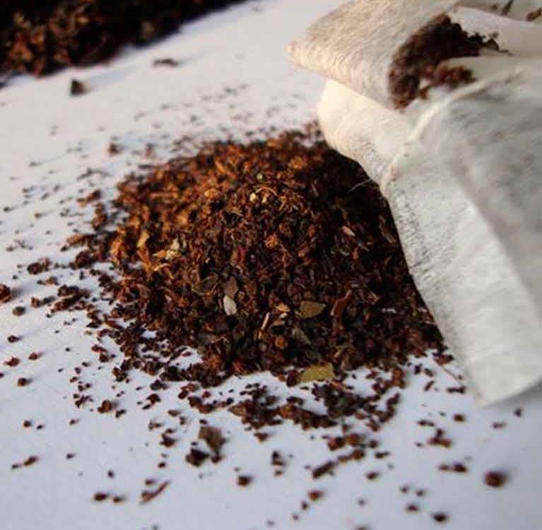 Шри-Ланку просят прекратить экспорт чайных отходов
