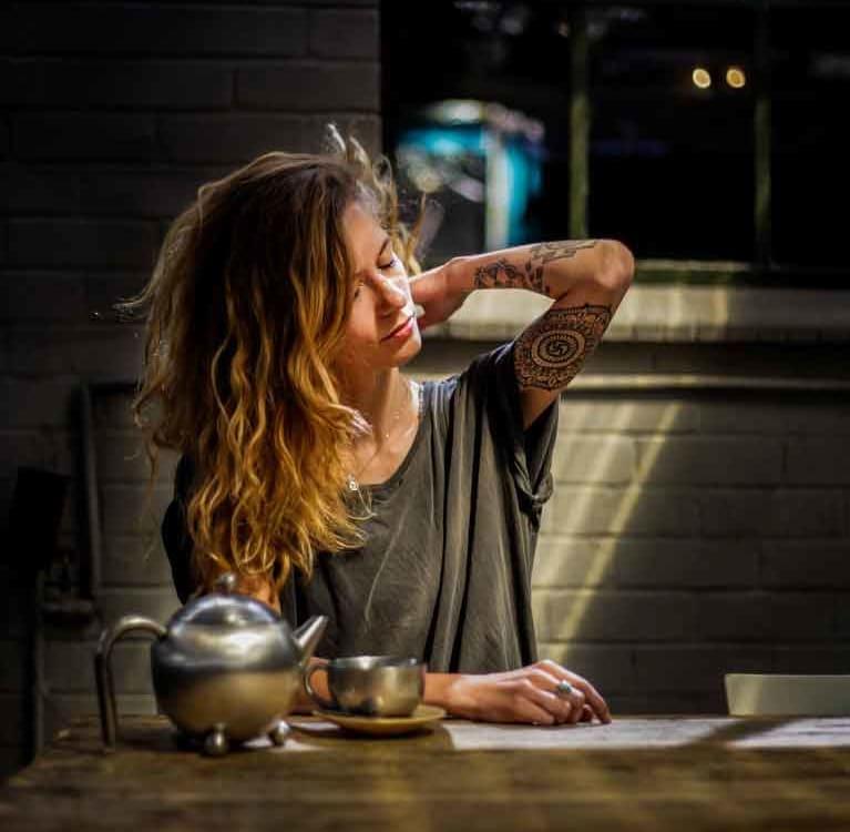 Немного об особенностях влияния чая на женщин