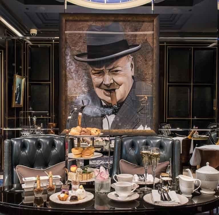 Любимый чай Черчилля
