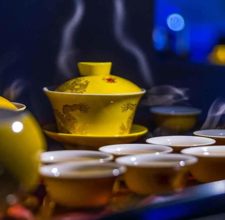 Тайваньская чайная история