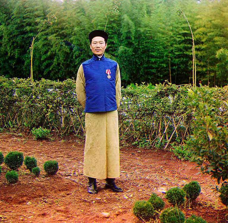 Вторая родина китайца Лау