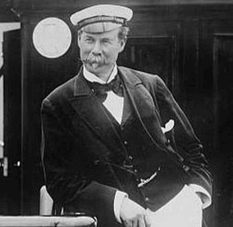 Томас Джонстоун Липтон – основатель компании Lipton