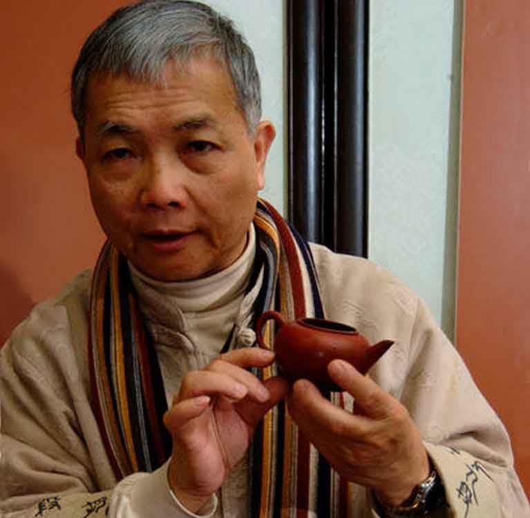 Создатель Эдема Чайного Искусства — Чэн Гои