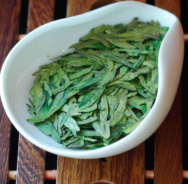 Первый среди лучших: Пробование чая Сиху Лунцзин