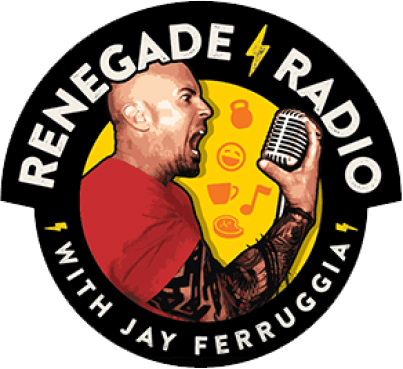 Welcome Jay Ferruggia Listeners