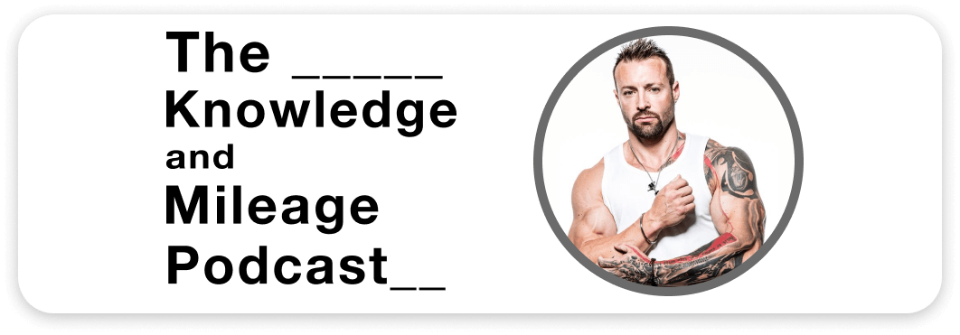 Welcome Kris Gethin Listeners
