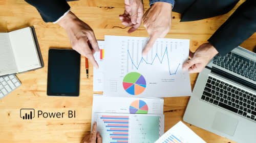opt for power bi service