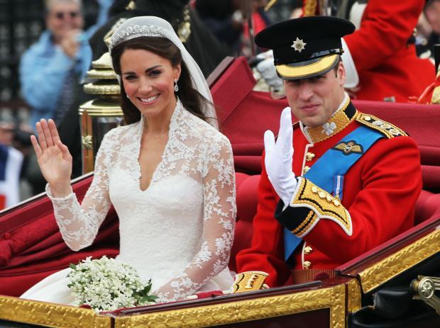 Как Принц Уильям сделал предложение Кейт Миддлтон спустя 10 лет отношений
