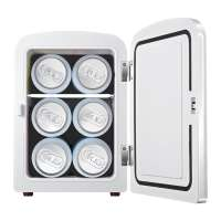 Default image for the Barron Clothing Clothing 6 Can Mini-Fridge With Built In Bluetooth Speaker