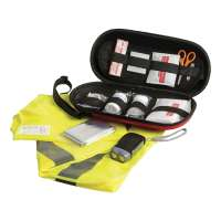 Default image for the Barron Clothing Clothing Auto Emergency First Aid Kit
