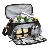 Default image for the Barron Clothing Clothing Cooler Bag with Braai Set