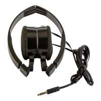 Default image for the Barron Clothing Clothing Foldable Headphones in Fabric Bag