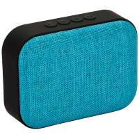 Default image for the Barron Clothing Clothing Melange Fabric Bluetooth Speaker