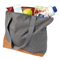 Default image for the Barron Clothing Clothing Melange Shopper With Colour Accent