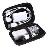 Default image for the Barron Clothing Clothing Power Bank Travel Kit