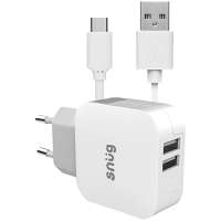 Default image for the Barron Clothing Clothing Snug Home Charger With USB Type-C Charge and Sync Cable