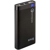 Default image for the Barron Clothing Clothing Snug Quick Charge 3.0 Power Bank - 15000 mAh