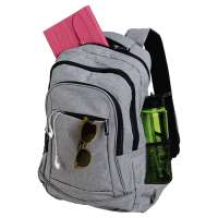 Default image for the Barron Clothing Clothing Stylish Front Zip Pocket Backpack