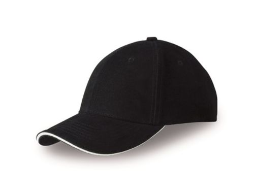Default image for the Amrod Clothing Conquest Heavy Brushed Cotton 6 Panel Cap