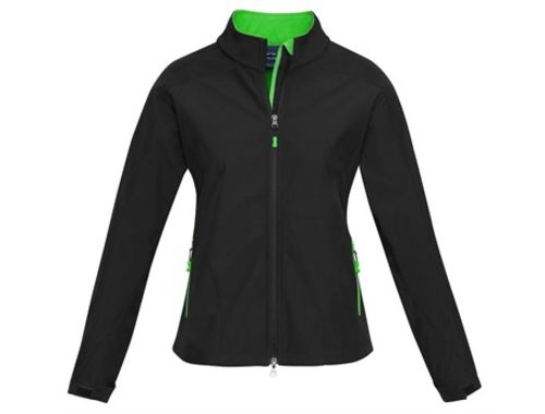 https://res.cloudinary.com/dpprkard7/c_scale,w_500/amrod/ladies-geneva-softshell-jacket-black with green.jpg