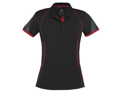https://res.cloudinary.com/dpprkard7/c_scale,w_500/amrod/ladies-razor-golf-shirt-black with red.jpg
