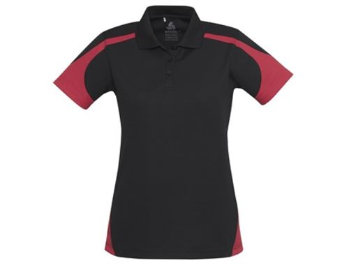 https://res.cloudinary.com/dpprkard7/c_scale,w_500/amrod/ladies-talon-golf-shirt-black with red.jpg