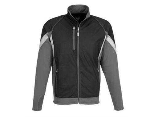 Default image for the Amrod Clothing Mens Jozani Hybrid Softshell Jacket