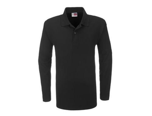Default image for the Amrod Clothing Mens Long Sleeve Boston Golf Shirt