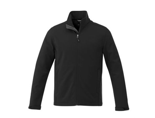Default image for the Amrod Clothing Mens Maxson Softshell Jacket