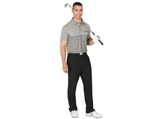 Default image for the Amrod Clothing Mens Streak Golf Shirt