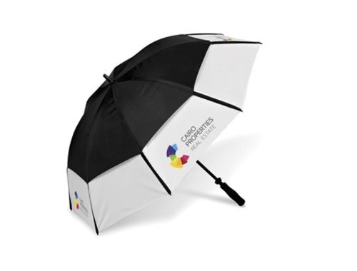 Default image for the Amrod Clothing Royalty Golf Umbrella