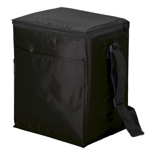 Default image for the Barron Clothing Clothing 12 Can Cooler with 2 Exterior Pockets - 70D - PEVA Lining