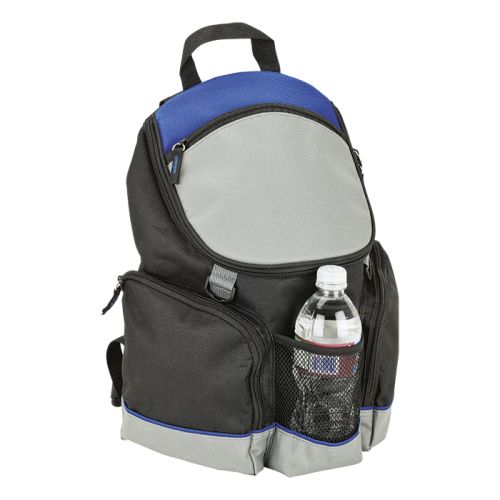 Default image for the Barron Clothing Clothing 16 Can Backpack Cooler - 600D - PEVA Lining