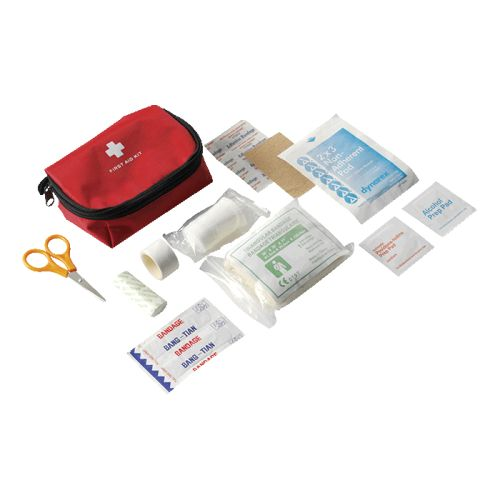 Default image for the Barron Clothing Clothing 16 Piece First Aid Kit