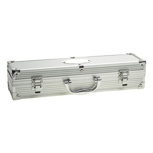 Default image for the Barron Clothing Clothing 3 Piece Braai Set in Metal Carry Case