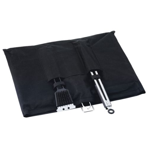 Default image for the Barron Clothing Clothing 3 Piece Braai Set With Carry Bag