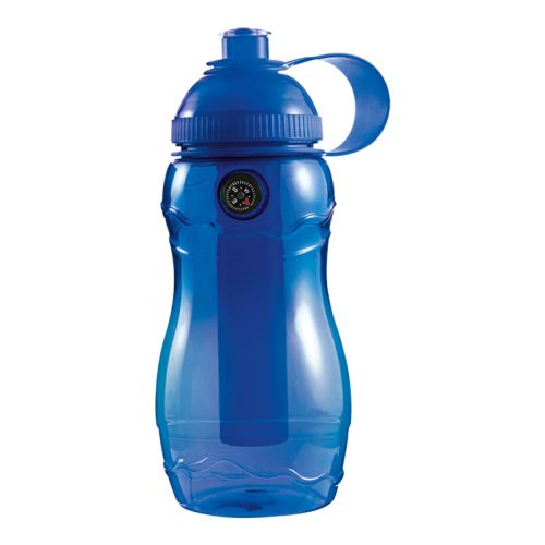 Default image for the Barron Clothing Clothing 400ml Water Bottle with Freezer Stick and Compass