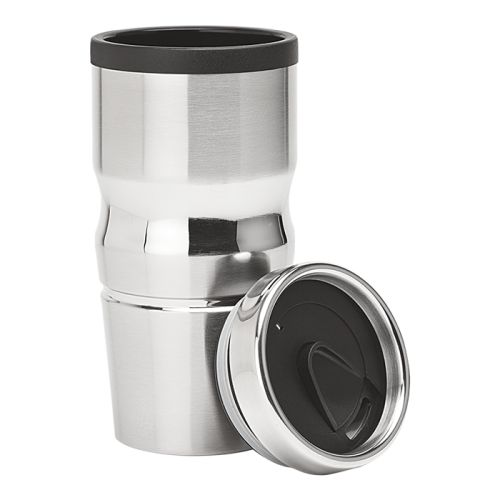Default image for the Barron Clothing Clothing 420ml Stainless Steel and Polypropylene Tumbler