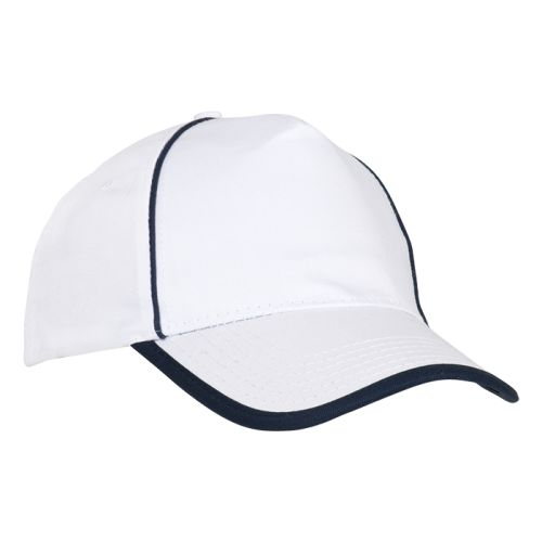 https://res.cloudinary.com/dpprkard7/c_scale,w_500/barron-clothing/5-panel-cotton-contrast-piping-cap-white/navy.jpg
