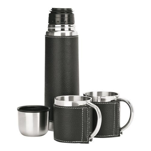 Default image for the Barron Clothing Clothing 500ml Steel Flask And Mug Set