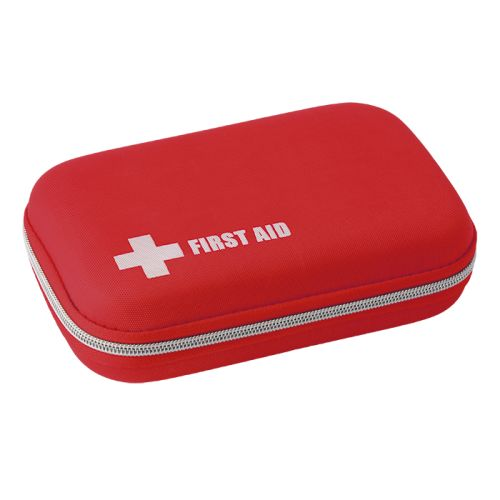 Default image for the Barron Clothing Clothing 51 Piece First Aid Kit In EVA Case
