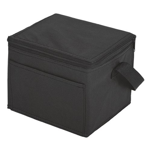 Default image for the Barron Clothing Clothing 6 Can Cooler with Foil Liner and Pocket - Non-Woven Foil Lining