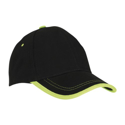 Default image for the Barron Clothing Clothing 6 Panel Canvas Binding Cap