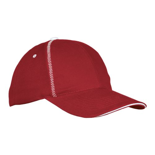 https://res.cloudinary.com/dpprkard7/c_scale,w_500/barron-clothing/6-panel-groove-cap-red/white.jpg