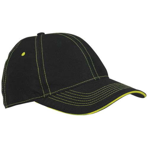 Default image for the Barron Clothing Clothing 6 Panel Microfibre Stitch Cap