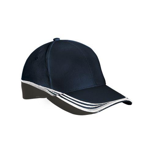 Default image for the Barron Clothing Clothing 6 Panel Preston Cap