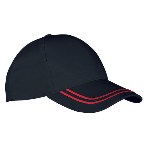 Default image for the Barron Clothing Clothing 6 Panel Quattro Cap